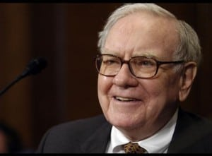 warren buffett top investor