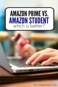 Amazon Student is similar to Amazon Prime in that it offers free shipping, no minimum orders, free upgrades, and more. However, it's cheaper than Prime.