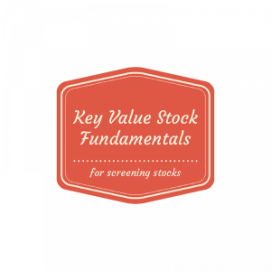 value stock fundamentals
