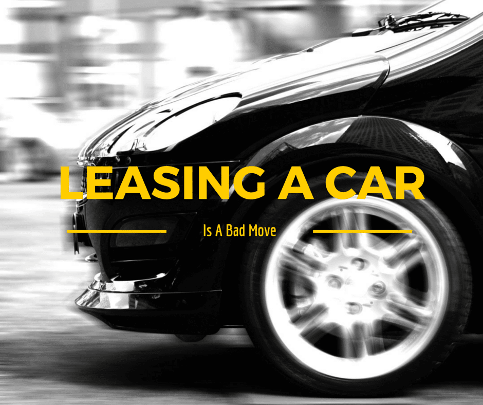 Leasing A Car Is A Bad Financial Move For College Students