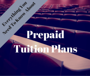 What are prepaid tuition plans and what states still offer them to families saving for college.