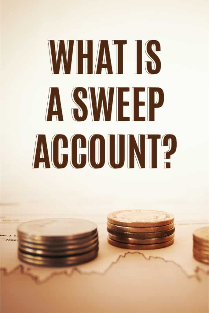What is a sweep account
