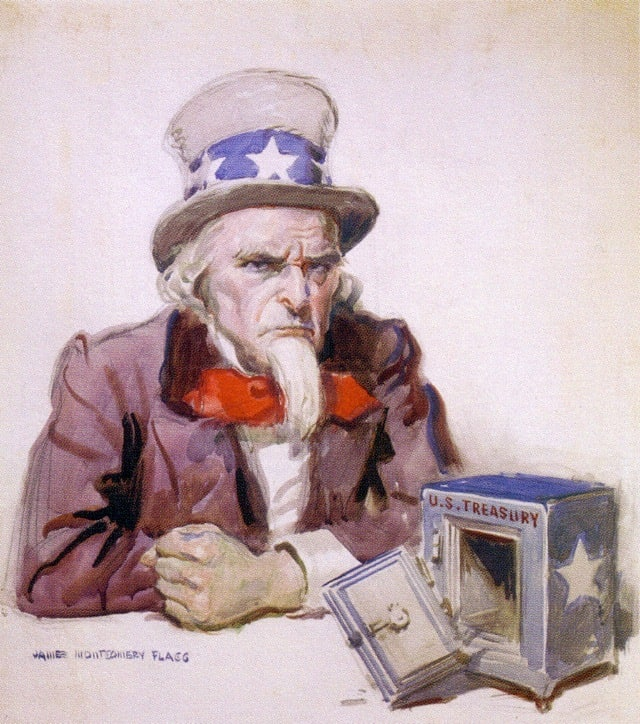 uncle sam tax return