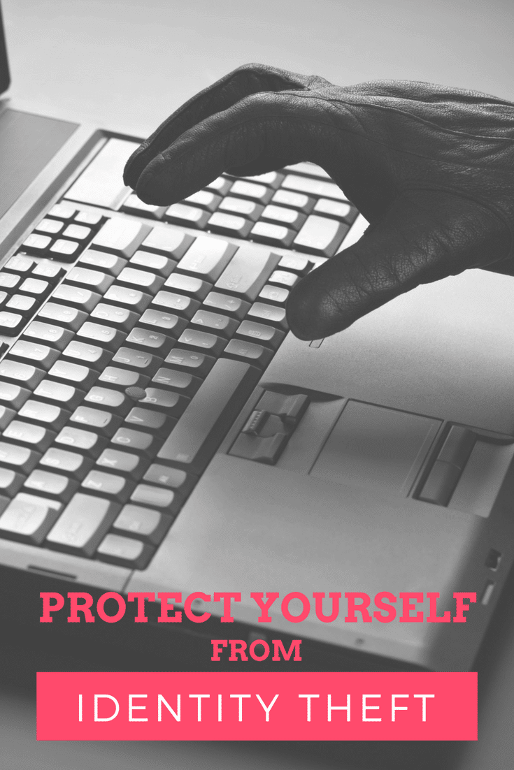 Identity theft is becoming way to common, but there are simple steps to protect yourself from becoming a victim.