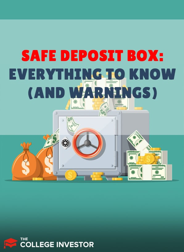 Getting A Safe Deposit Box   Everything To Know (And Warnings)