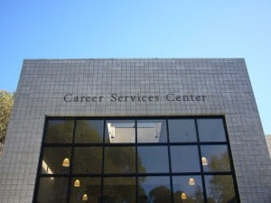 internship career services center