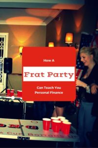 Frat Party Personal Finance