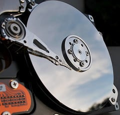 hard disk drive investing