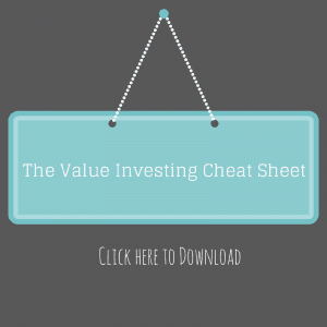 Value Cheat Sheet