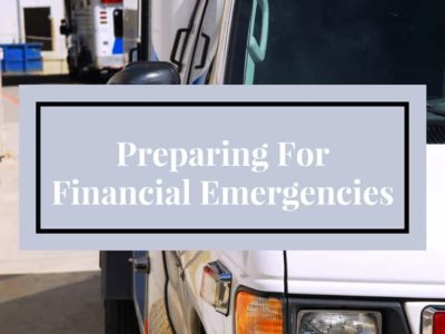 Preparing For Financial Emergencies