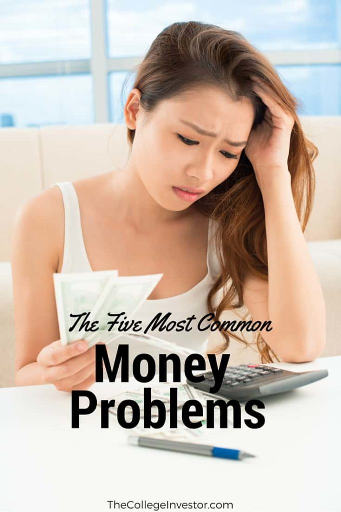 The Five Most Common Money Problems