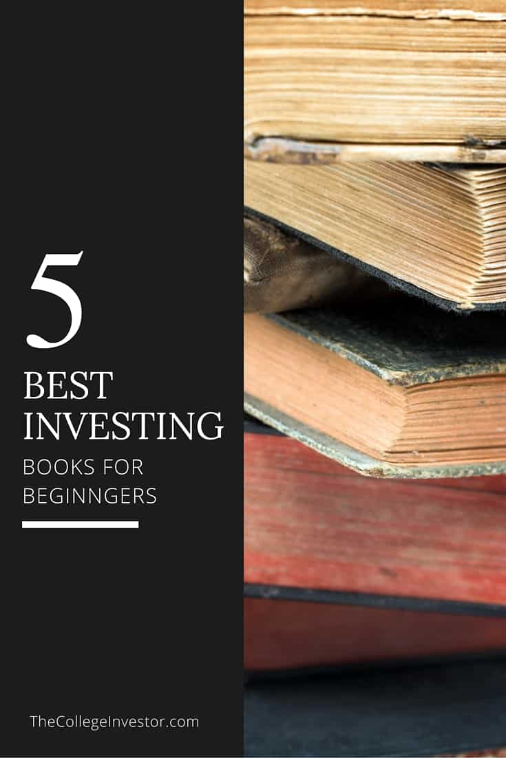 The 5 Best Investing Books For Beginners