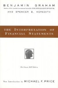 interpretation of financial statements