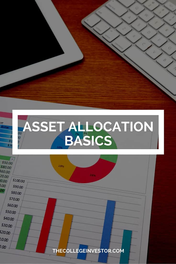 Here is a guide to asset allocation basics that should be considered by college students and young adult investors.