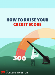 Raise Your Credit Score
