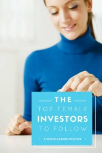 The Top Female Investor To Follow