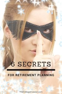 6 Secrets For Effective Retirement Planning