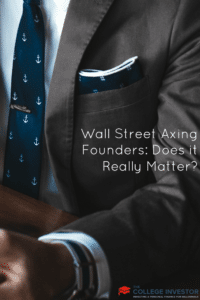 Wall Street Axing Founders: Does it Really Matter?