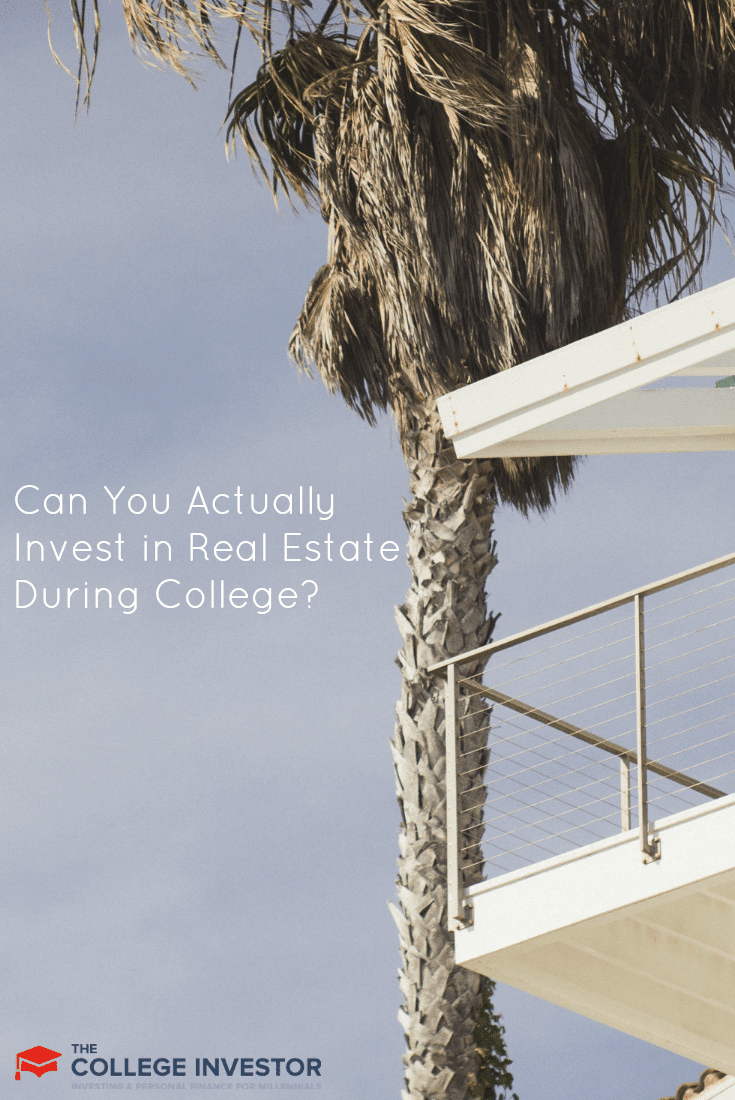 Here are four ways that you can start building wealth by investing in real estate during college and your after grad years.