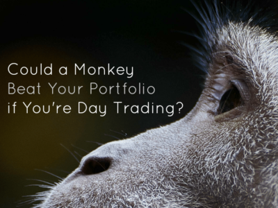 Could a Monkey Beat Your Portfolio if You're Day Trading?