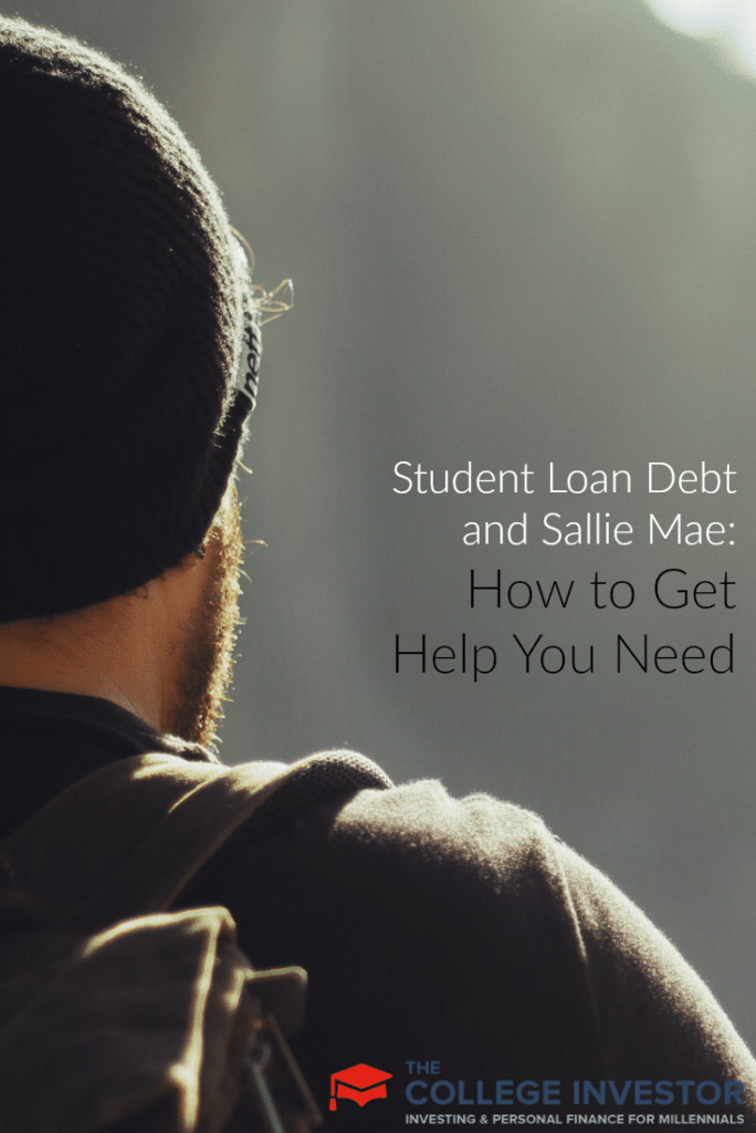Student Loan Debt and Sallie Mae: How to Get Help You Need
