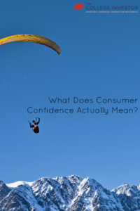 What Does Consumer Confidence Actually Mean?