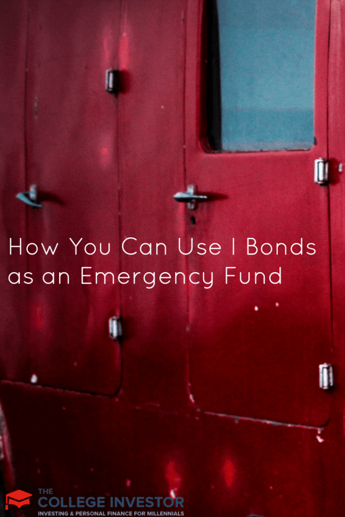 How You Can Use I Bonds as an Emergency Fund