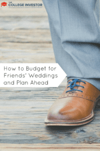How to Budget for Friends' Weddings and Plan Ahead