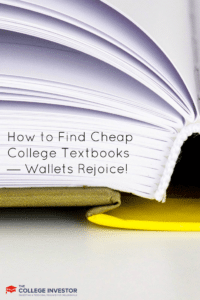 How to Find Cheap College Textbooks — Wallets Rejoice!