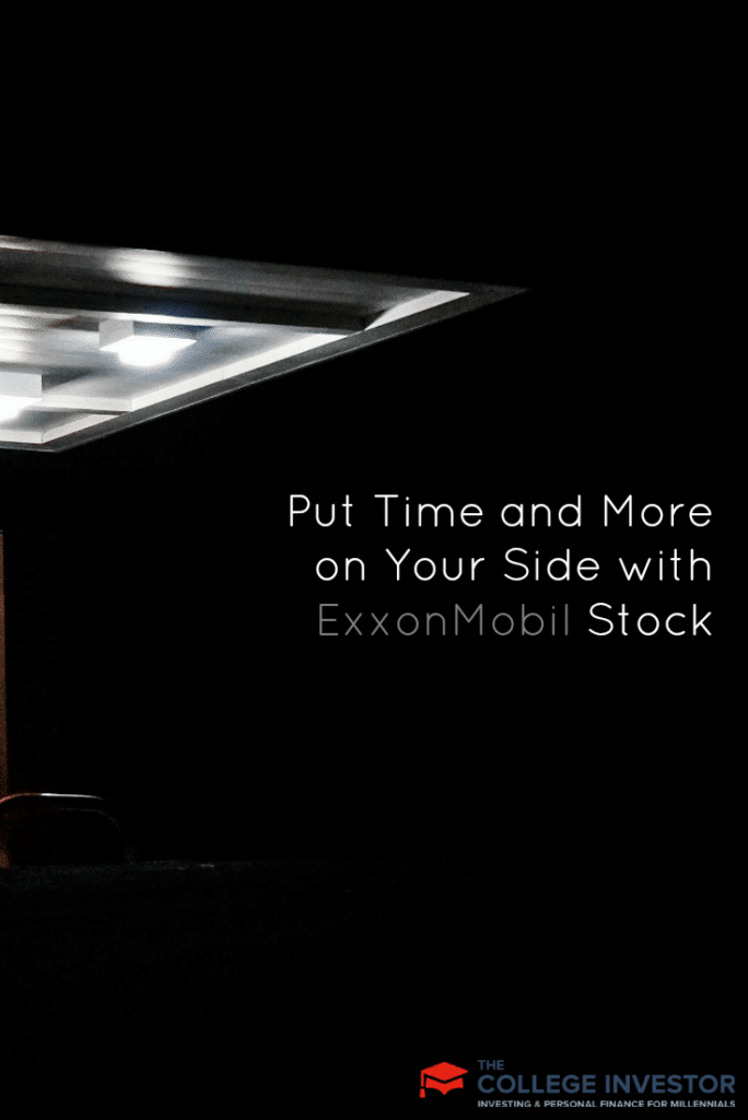 Put Time and More on Your Side with ExxonMobil Stock