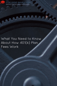 What You Need to Know About How 401(k) Plan Fees Work