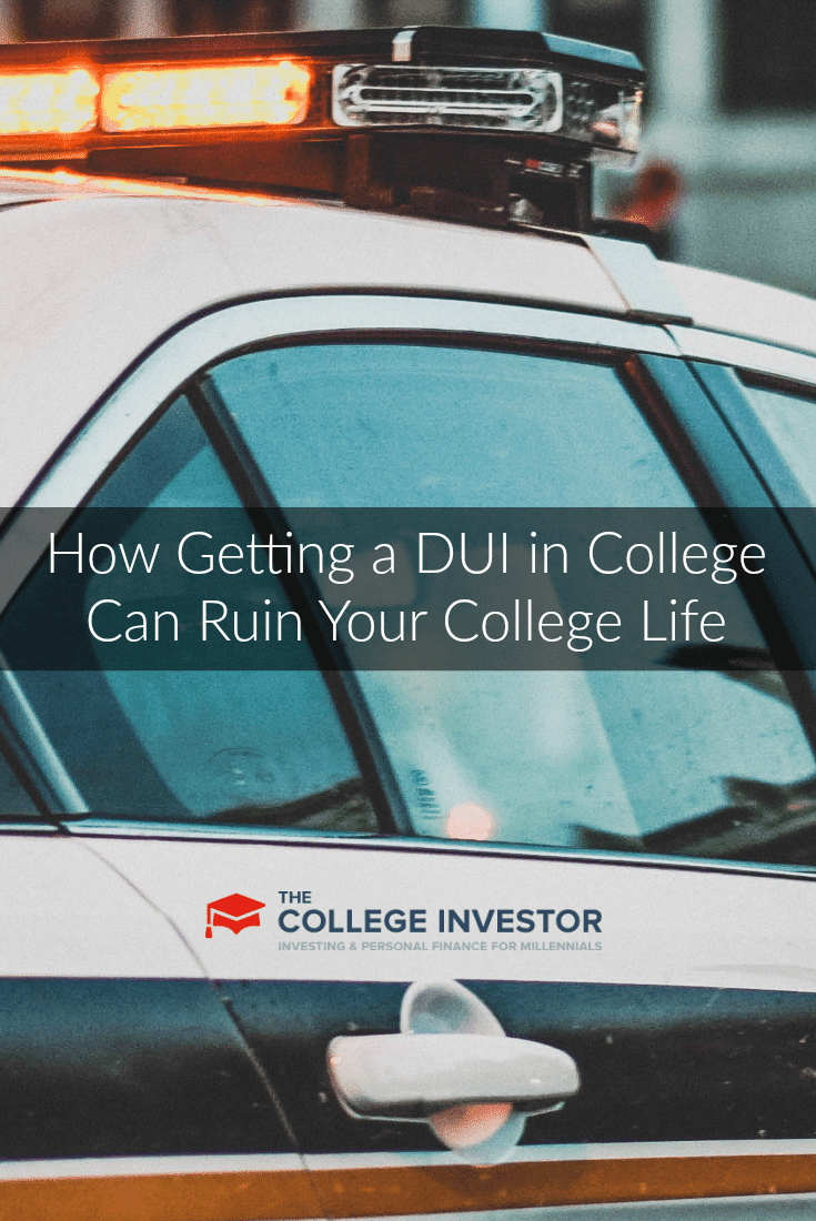 How Getting a DUI in College Can Ruin Your College Life