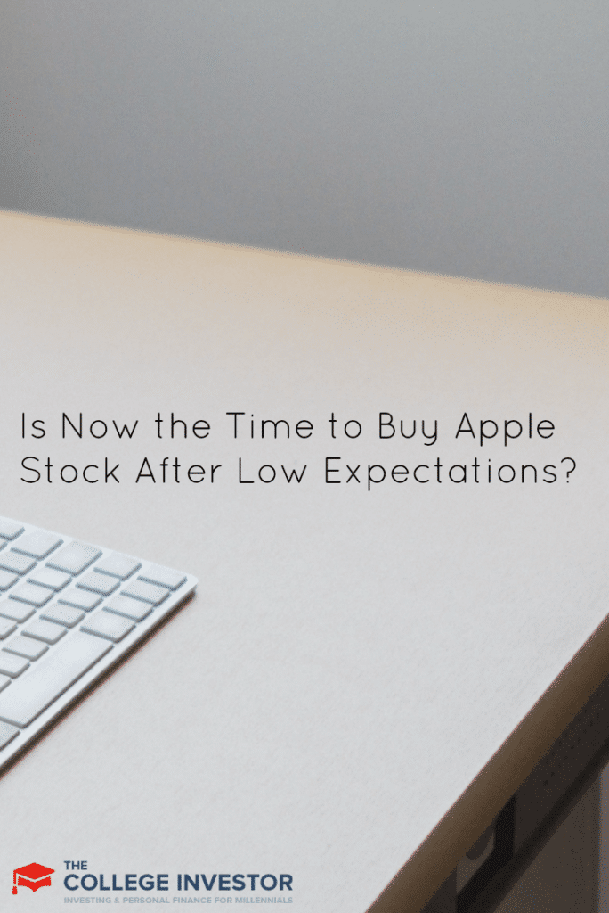 Is Now the Time to Buy Apple Stock After Low Expectations?