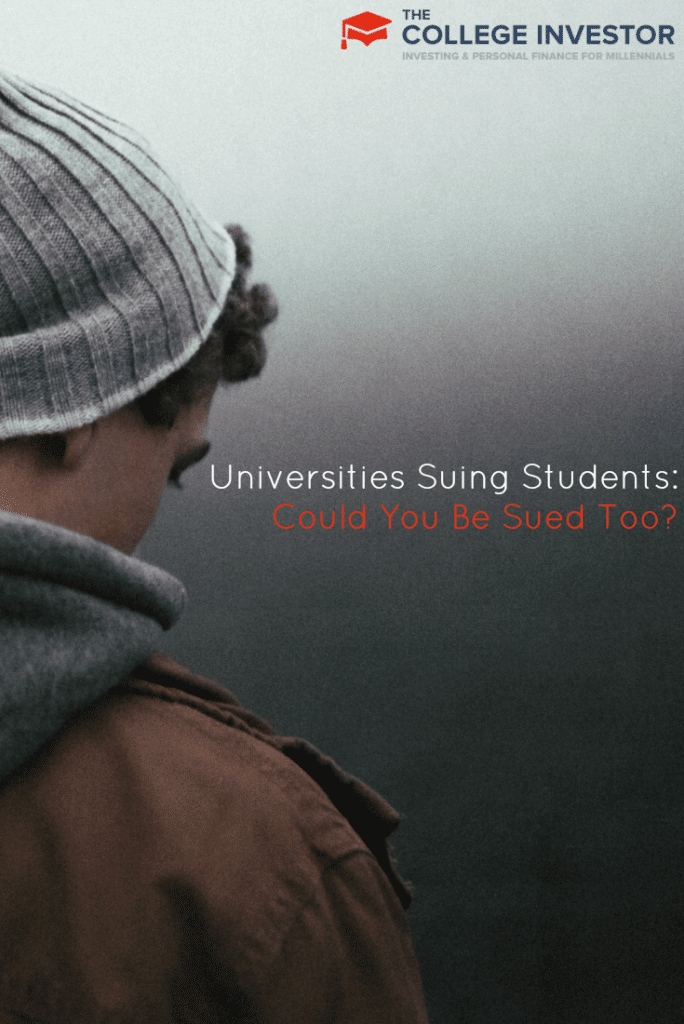 Universities Suing Students: Could You Be Sued Too?