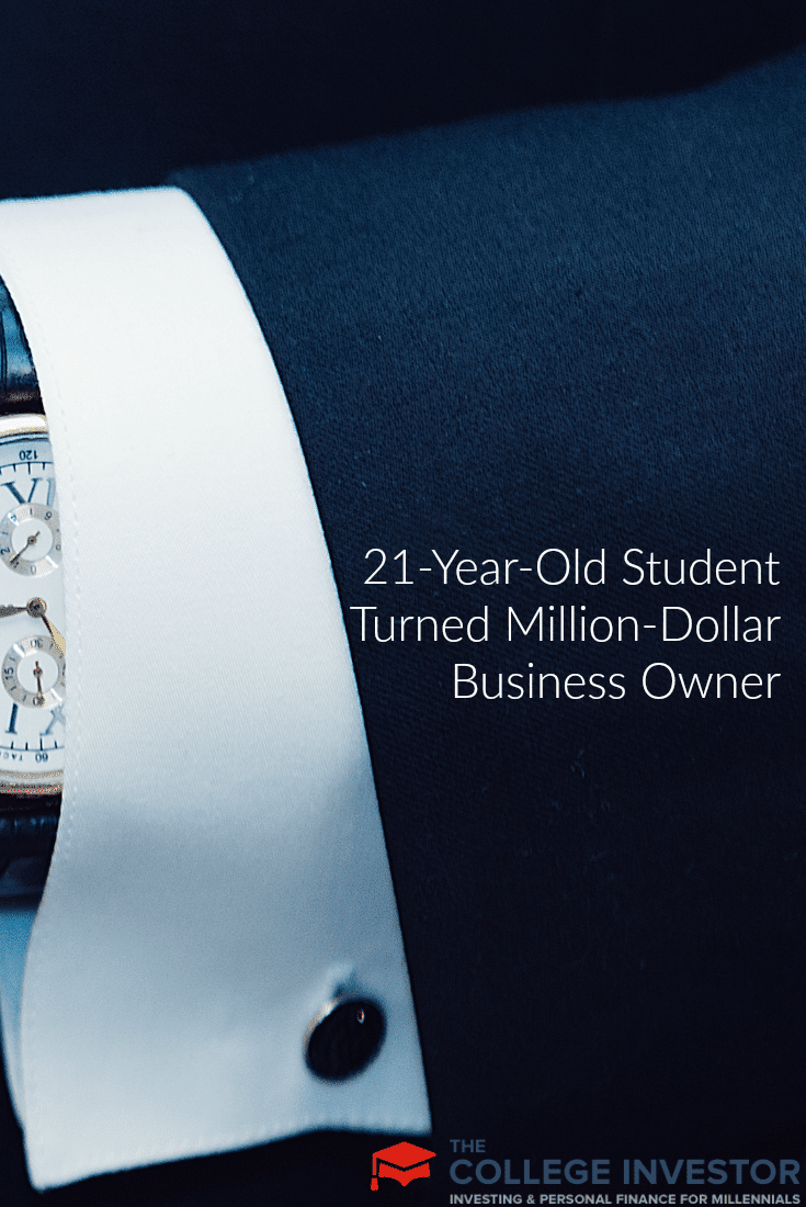 21-Year-Old Student Turned Million-Dollar Business Owner