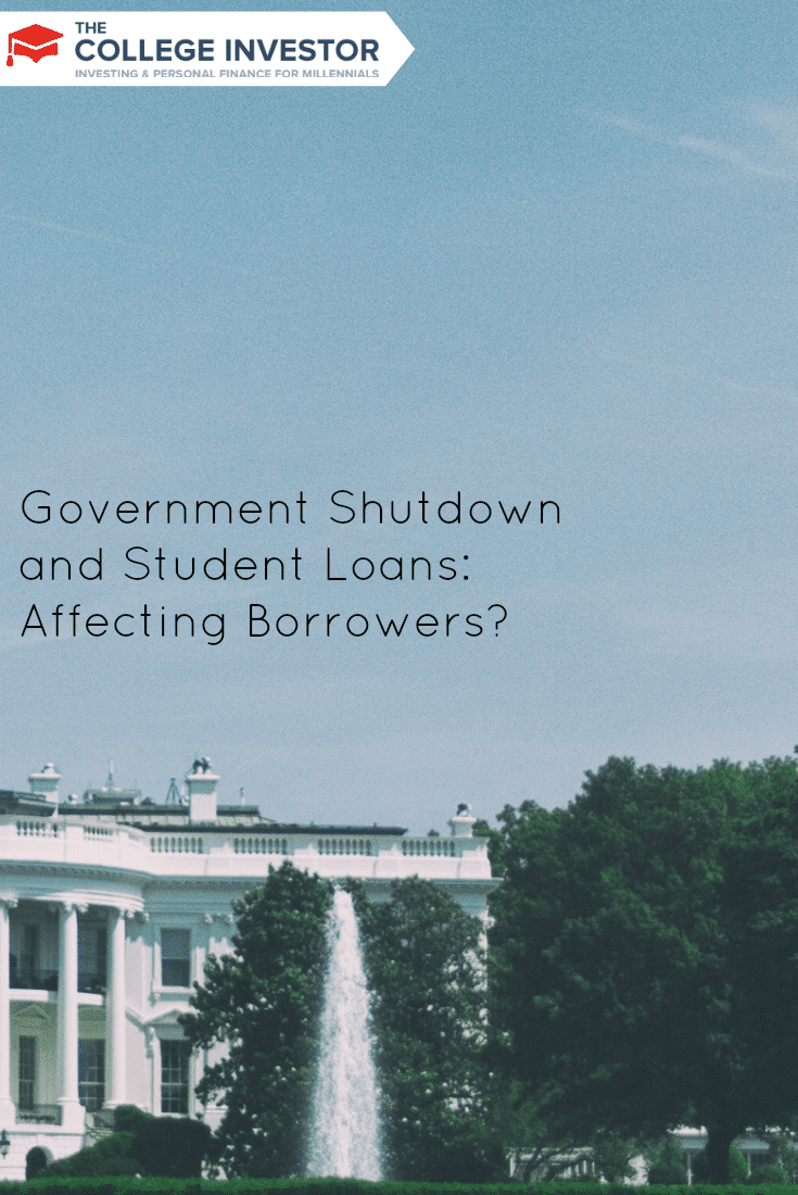 Government Shutdown and Student Loans: How It Affects You