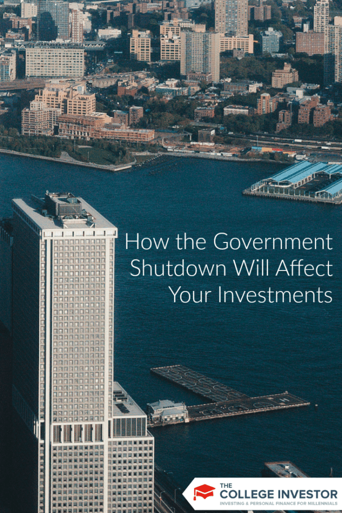 How the Government Shutdown Will Affect Your Investments
