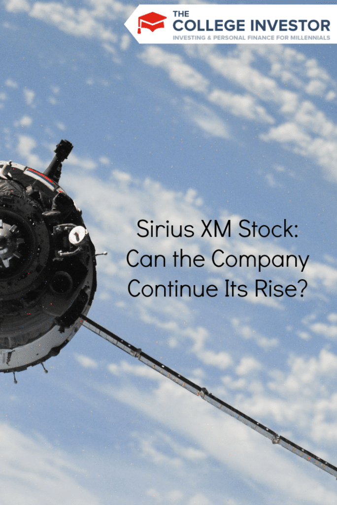 Sirius XM Stock: Can the Company Continue Its Rise?
