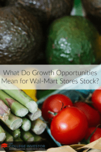 What Do Growth Opportunities Mean for Wal-Mart Stores Stock?