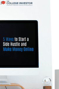 5 Ways to Start a Side Hustle and Make Money Online