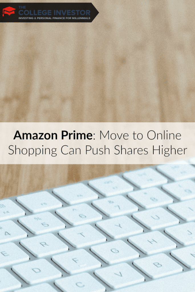 Amazon Prime: Move to Online Shopping Can Push Shares Higher