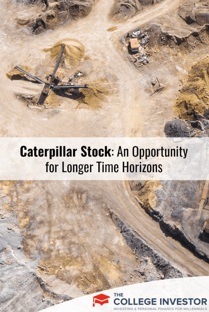 Caterpillar Stock: An Opportunity for Longer Time Horizons