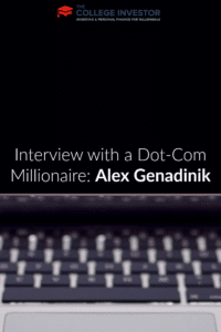 Interview with a Dot-Com Millionaire: Alex Genadinik