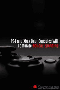 PS4 and Xbox One: Consoles Will Dominate Holiday Spending