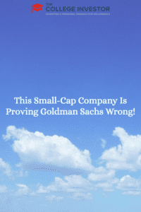 This Small-Cap Company Is Proving Goldman Sachs Wrong!