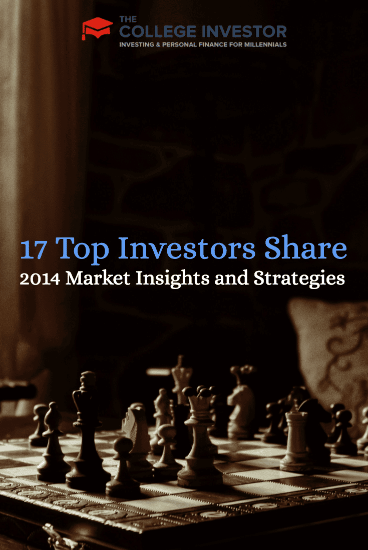 Top Wall Street investors reveal their 2014 market insights and strategies. Most investors are bullish, with a focus on international stocks.