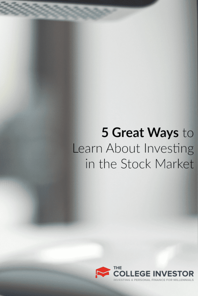 5 Great Ways to Learn About Investing in the Stock Market