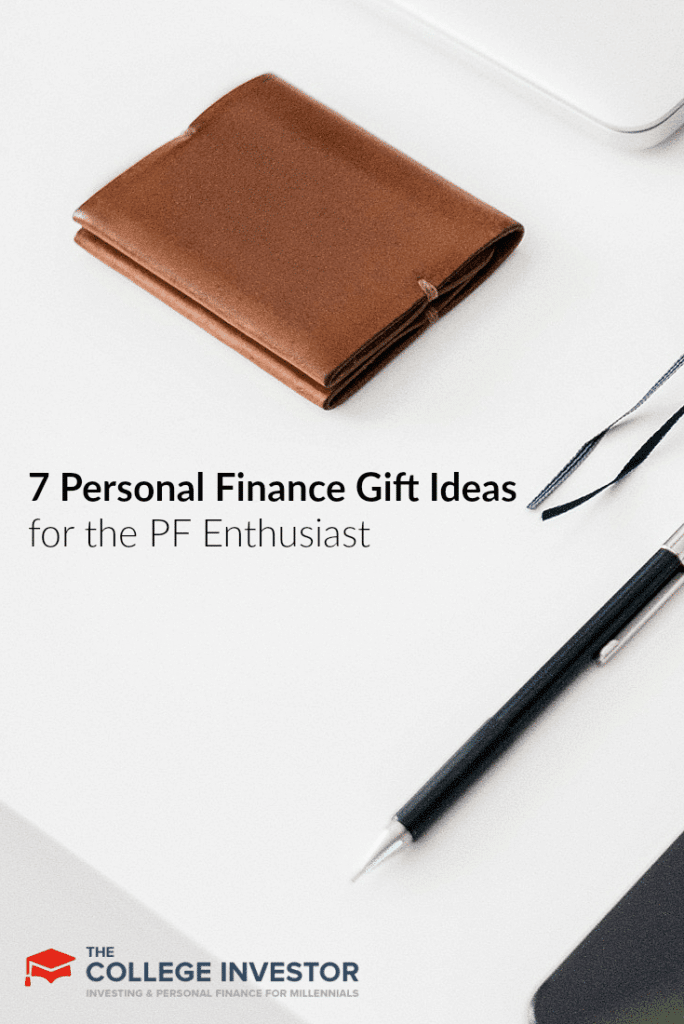 7 Personal Finance Gift Ideas for the PF Enthusiast