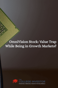 OmniVision Stock: Value Trap While Being in Growth Markets?