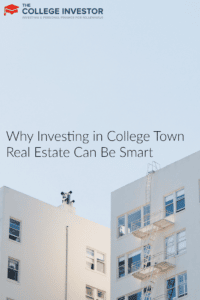 Why Investing in College Town Real Estate Can Be Smart